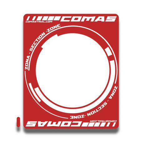 INDICADOR INICIO-FIN ZONA COMAS