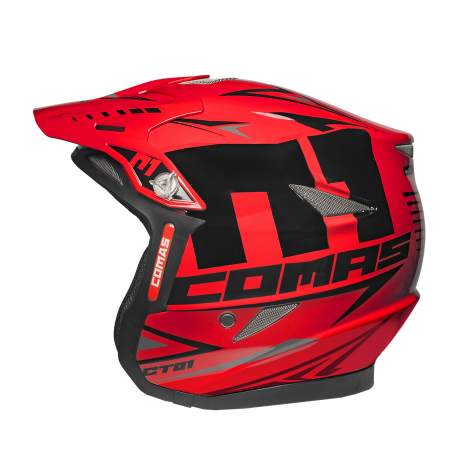 Casco Moto COMAS