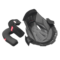 Kit Interior Recambio Casco Moto COMAS