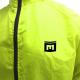 Raincoat COMAS Yellow