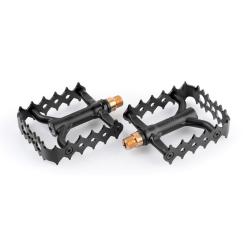 TITANIUM axle Pedals