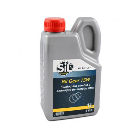 SIL Gear/Clutch Fluid 75W 1L