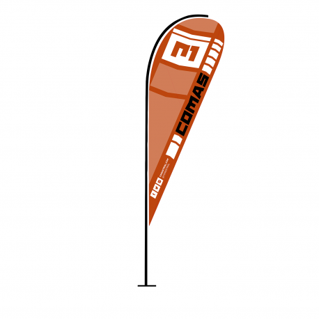Banderola Promocional COMAS