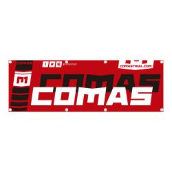 Pancarta Promocional COMAS Pequeña