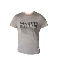 Camiseta COMAS Casual Gris