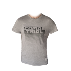 COMAS Casual T-Shirt Gray